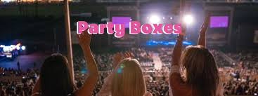 Concert Party Box Information 2019 La County Fair Aug