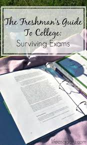 the freshman s guide to studying for exams life as a dare your first exam season can be scary that s for sure but it doesn