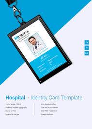 Business Id Template Pin On Employee Id Card
