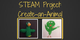 STEAM Project: Create-an-<b>Animal</b> | Teaching Forward