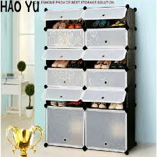 modern diy furniture. Simple DIY Shoe Rack Creative Modern Multi-purpose Cabinet Diy Furniture