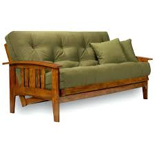 wooden futon wood futon frame heritage finish how to make a wooden futon bed frame