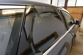 tinted car windows