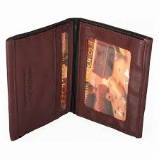 thin small soft men s italian 100 genuine leather wallet item no 8361