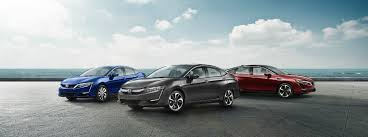 Honda Clarity Electric Vs Clarity Fuel Cell Vs Clarity Plug