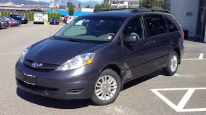 SOLD) 2008 Toyota Sienna CE AWD, For Sale Here At Valley Toyota ...