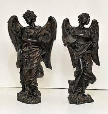 giovanni lorenzo bernini artwork for at online auction par de esculturas