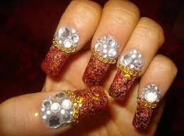 Decorative Nail Art Designs Creative Decorative Nail Art Designs 2