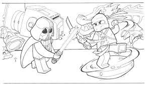 Ninjago Coloring Pages9 Amazing Pages Lloyd Gold Ninja Girl To Print