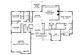 garage surprising open style ranch house plans