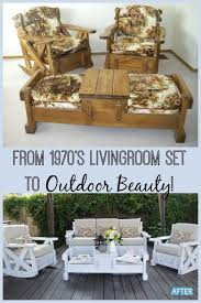 furniture makeover ideas. Seventies-Sleek Furniture Makeover Ideas E