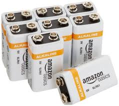 9v Battery Mah Chart The 5 Best 9 Volt Batteries