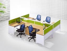 office partition dividers. China Full MFC Office Partition Dividers Computer Cubicle Staff Workstation Desk - Work Table, D