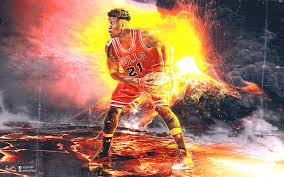 jimmy butler wallpaper.  Jimmy Jimmy Butler NBA Wallpaper By Skythlee  Throughout