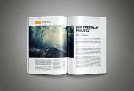 Free Magazine Template For Microsoft Word Free Magazine Template Free Magazine Layout Templates Online