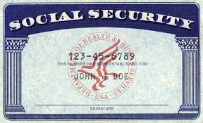 Public Library West Islip - Social-security-card