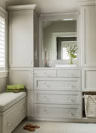 Small Picture Gray Closet Cabinets by Anita Clark Design Walk In Closets