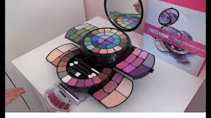 prettypink cosmetics make up set from argos