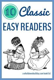 clic easy reader books that pas and kids will both enjoy