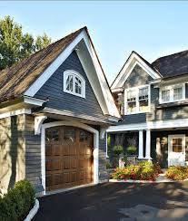 Exceptional Exterior Paint Color: Benjamin Mooreu0027s Evening Dove 2128 30. For Wood  Exterior Like