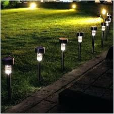 led walkway lights. Led Pathway Lights Modern Garden Path Walkway Solar A Looks N