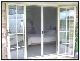 sliding door screen kit french door kit sliding screen door kit for french doors net french