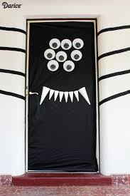 halloween front door decorationsHow to Decorate Front Door for Halloween  POPSUGAR Home
