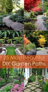 ultimate collection of 25 most diy friendly beautiful garden path ideas and very helpful resources