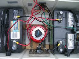 mali mish our portable battery bank Boat Dual Battery Wiring Diagram battery bank in a cooler boat dual battery switch wiring diagram