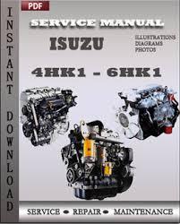 isuzu engine 4hk1 6hk1 troubleshooting maintenance data manual isuzu engine 4hk1 6hk1 troubleshooting