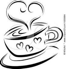 tea cup heart clip art. Interesting Art Love The Steam In A Heart Shape  Over Coffee Cup Or Tea  Throughout Tea Cup Heart Clip Art