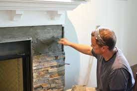 how to install a marble fireplace surround slate tile fireplace surround custom photography home office by