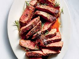 Cooking Light Seared Sliced Beef Sirloin 14 Oz Steak Lovers Recipes Cooking Light Cooking Light