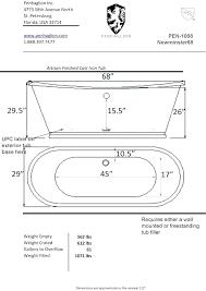 trip lever tub drain bathtub trip lever tub drain replacement kit