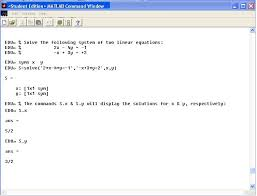 solve equation for variable matlab jennarocca