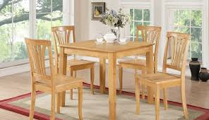 wayfair and pedestal chairs douglas table kitchen sets dinette set small glass oak round ashley dining