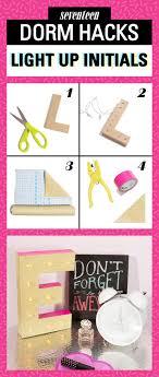 Seventeen Bedroom 10 Diy Dorm Decor Hacks That Even Lazy Girls Can Do