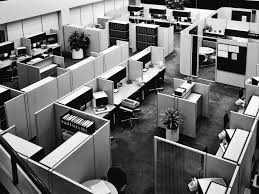 spacious insurance office design. evolution of the action office ii ca1978 spacious insurance design