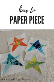 Foundation Paper Piecing (A Quilting Life) | Foundation paper ... & Foundation Paper Piecing (A Quilting Life) Adamdwight.com