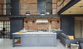 Modern industrial homes Raw Barn Beautiful Country Homes Interiors Ideal Home Step Inside This Modern Industrialstyle Barn Conversion
