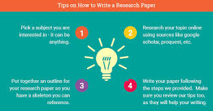 how to write a research paper professor approved  how to write a research paper
