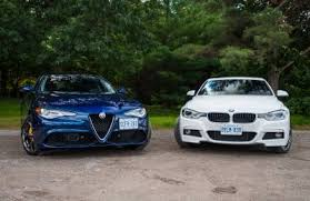 2018 bmw 328i. unique 328i 2017 alfa romeo giulia ti q4 vs bmw 330i xdrive for 2018 bmw 328i
