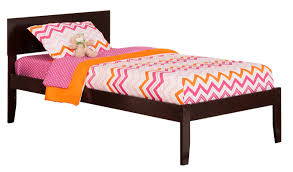 Mathias Extra Long Twin Panel Bed