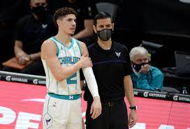 Hornets rookie LaMelo Ball back, and ...