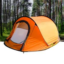 China Wholesale <b>2 Person Outdoor</b> Camping <b>Automatic</b> Tent, One ...