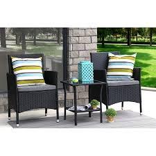 patio cushion pe wicker rattan garden