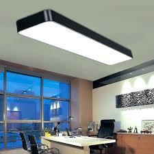 open ceiling lighting. Commercial Ceiling Lighting Lights For Office Stylish Modern Led Light Whole Single . Open