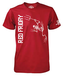 Red Friday Johnny Walker Edition Tee Brothers Arms Usa