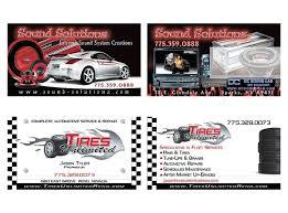 Mechanic Business Card Fresh Images Auto Mechanic Business Cards