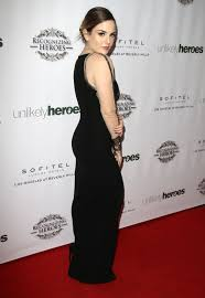 Selena Gomez at The 3rd Annual Unlikely Heroes Awards Dinner and.